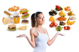 Healthy diet & Unhealthy diet for Gallbladder