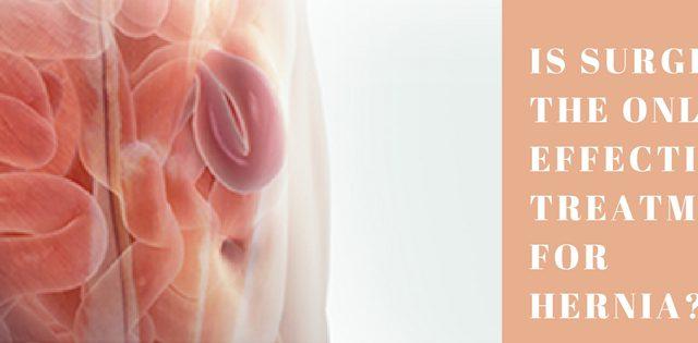 Laparoscopic Hernia Operation