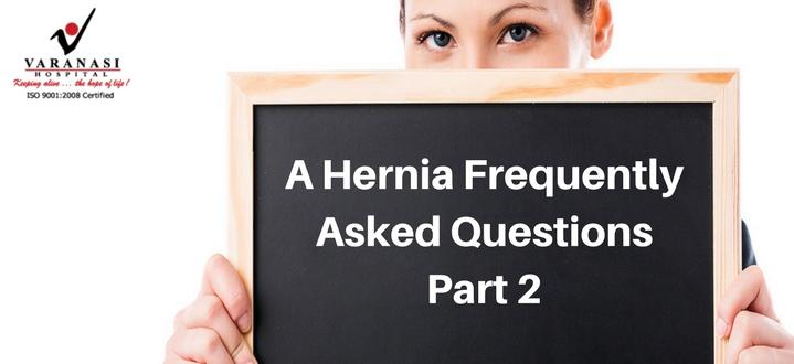 Hernia Surgery Varanasi