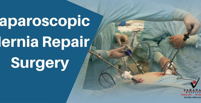 Laparoscopic Hernia Repair Surgery