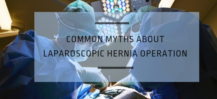 Laparoscopic Hernia Operation
