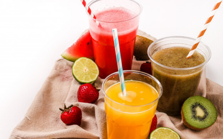 Drink healthy fluids